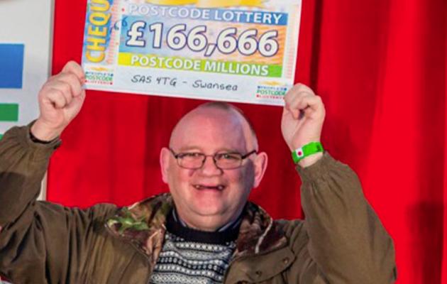 Kuva Postcode Lottery